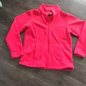 NWOT fleece jacket